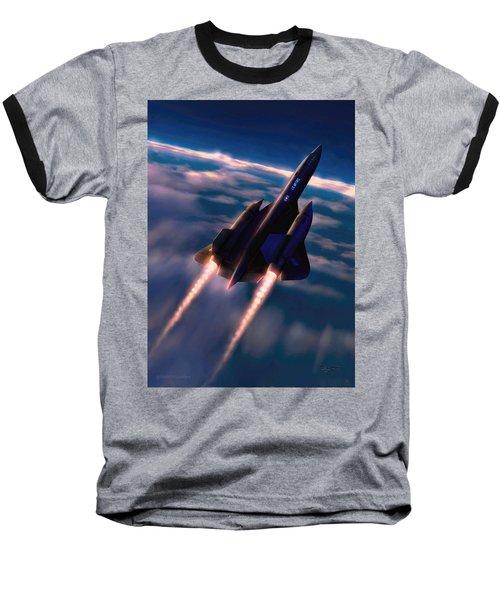 Dark Angel Baseball T-Shirt