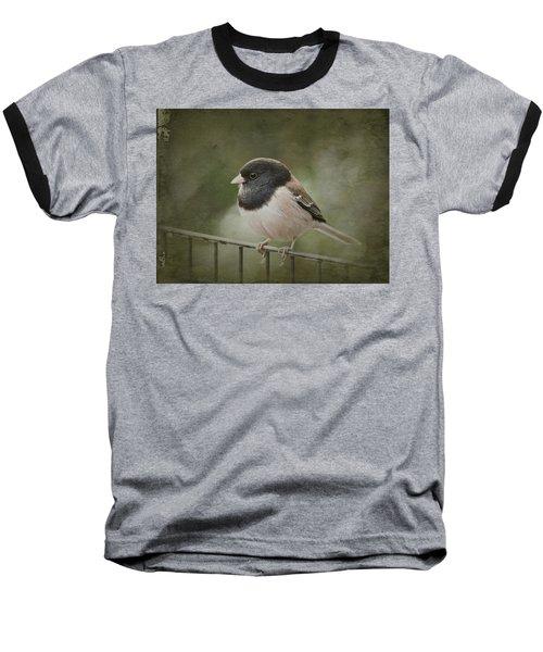 Dark-eyed Junco  Baseball T-Shirt