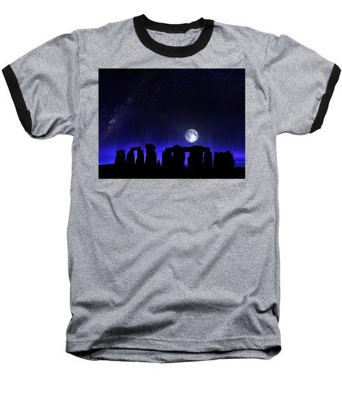 Dark Henge Baseball T-Shirt