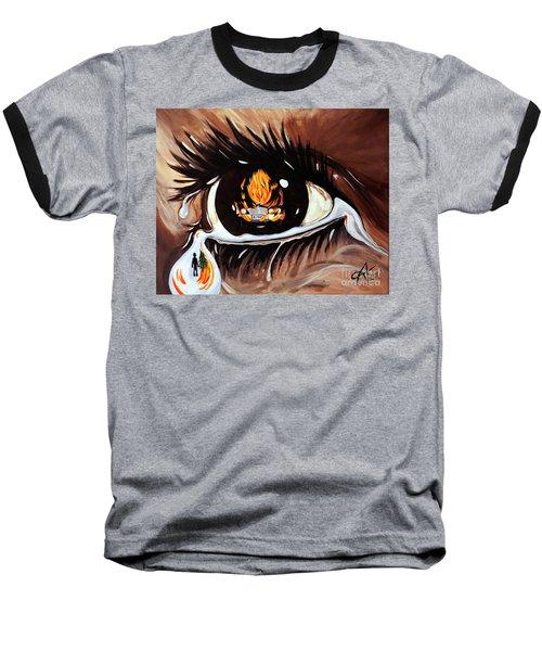 Dark Sorrow  Baseball T-Shirt