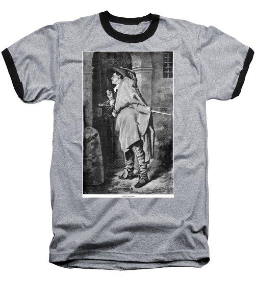 D'artagnan Baseball T-Shirt