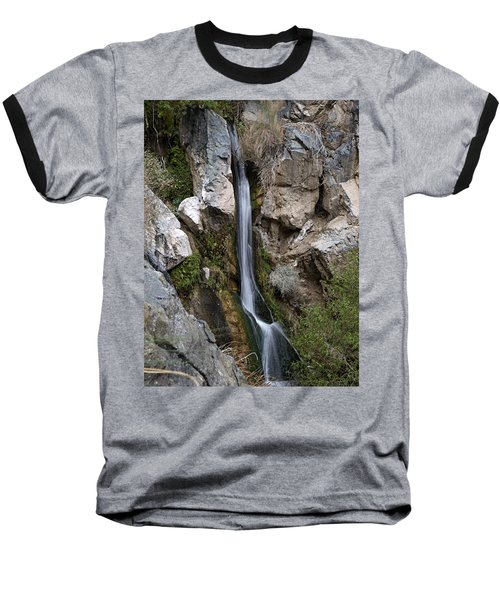 Darwin Falls Baseball T-Shirt by Joe Schofield