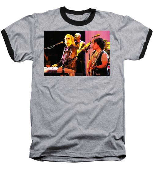 Daryl Hall And Oates In Concert Baseball T-Shirt