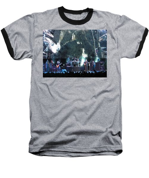 Dave Matthews Band Rocks Final Four Weekend Baseball T-Shirt