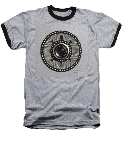 Camera Lens Baseball T-Shirt