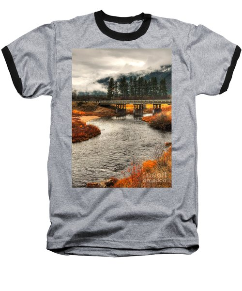 Daveys Bridge Baseball T-Shirt