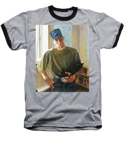 David And Pulim Baseball T-Shirt