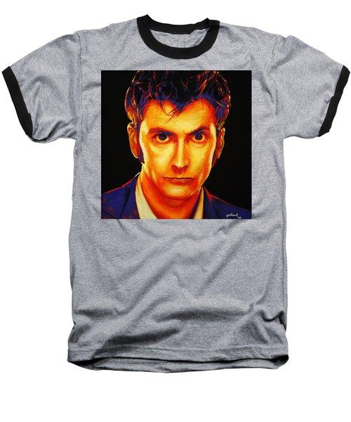David Tennant Baseball T-Shirt