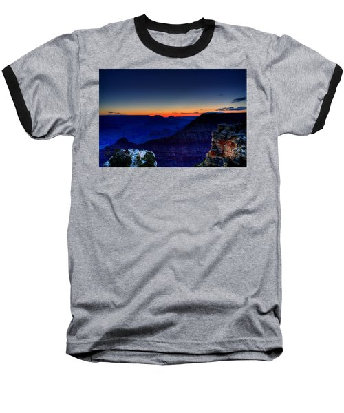 Dawn Is Breaking Baseball T-Shirt