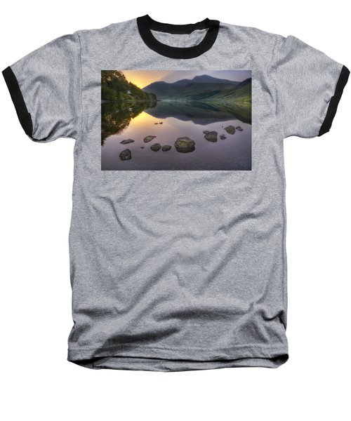 Dawn Of A New Day Baseball T-Shirt