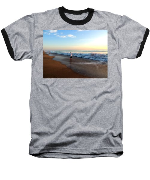 Dawning Of A New Day Baseball T-Shirt