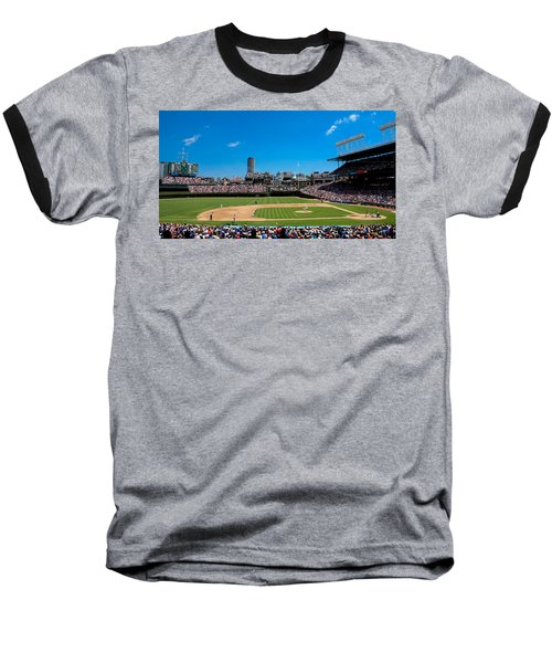 Day Game At Wrigley Field Baseball T-Shirt