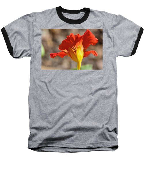 Baseball T-Shirt featuring the photograph Day Time by Larry Bishop