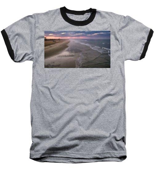 Daybreak Baseball T-Shirt by Tammy Espino