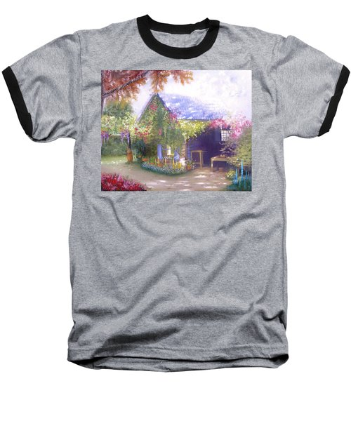 Daylesford Cottage Baseball T-Shirt