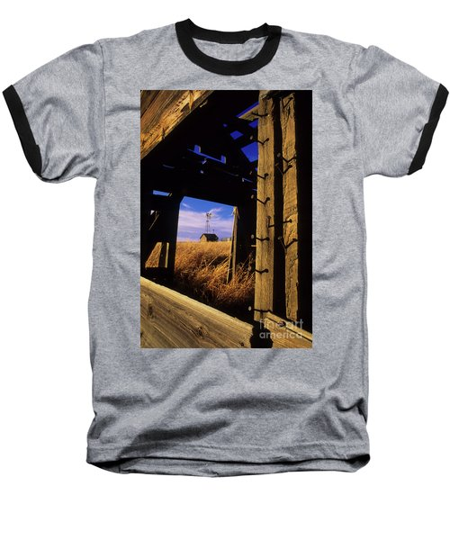 Days Gone By Baseball T-Shirt
