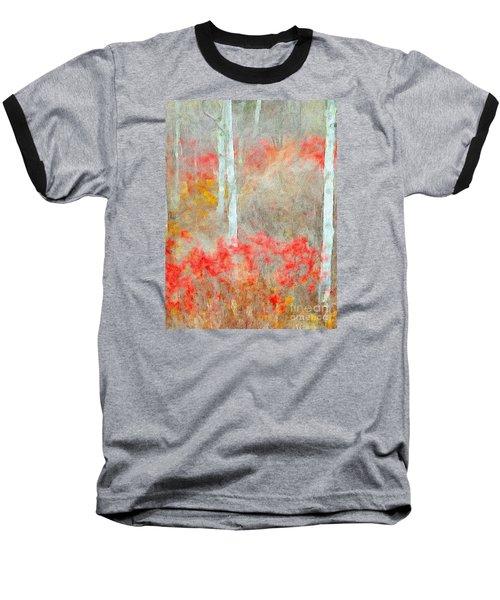 Days Of Autumn Joy Baseball T-Shirt