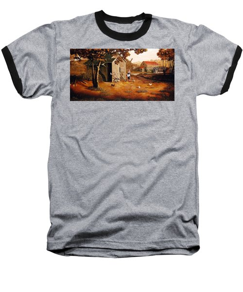 Days Of Discovery Baseball T-Shirt