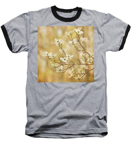Days Of Dogwoods Baseball T-Shirt