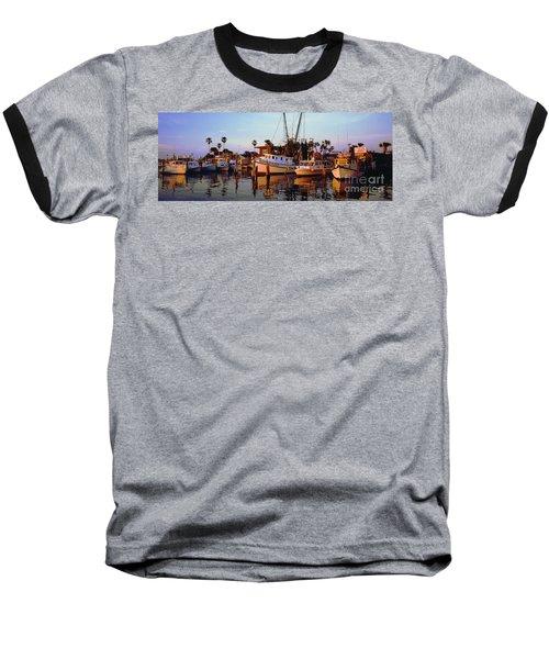 Baseball T-Shirt featuring the photograph Daytona Sonny Boy And Miss Hazel by Tom Jelen
