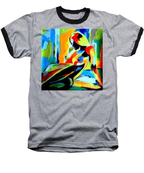 Dazzling Light Baseball T-Shirt