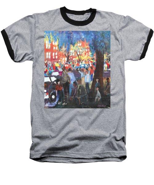 D.c. Market Baseball T-Shirt