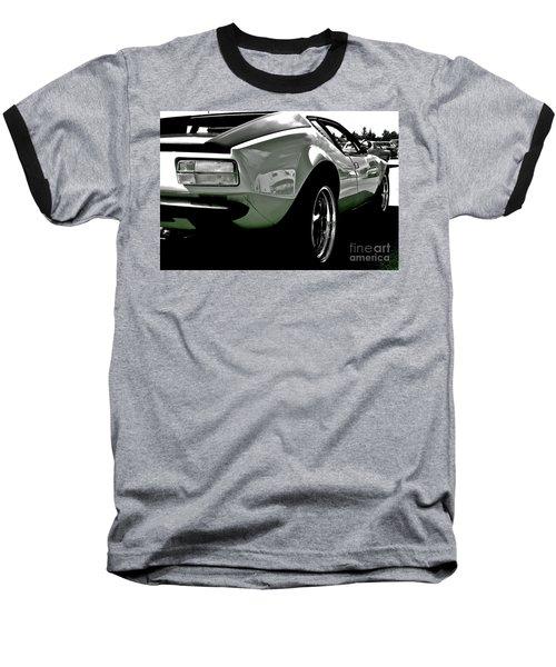 De Tomaso Pantera  1973 Baseball T-Shirt