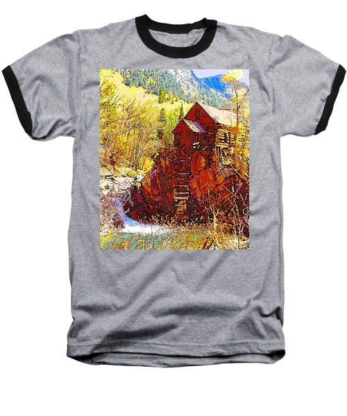 Deadhorse Mill Baseball T-Shirt