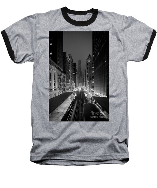 Dear Chicago You're Beautiful Baseball T-Shirt