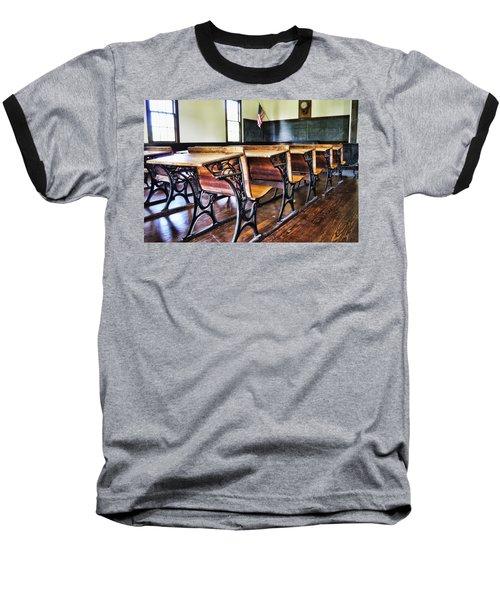 Dear Old Golden Rule Days Baseball T-Shirt