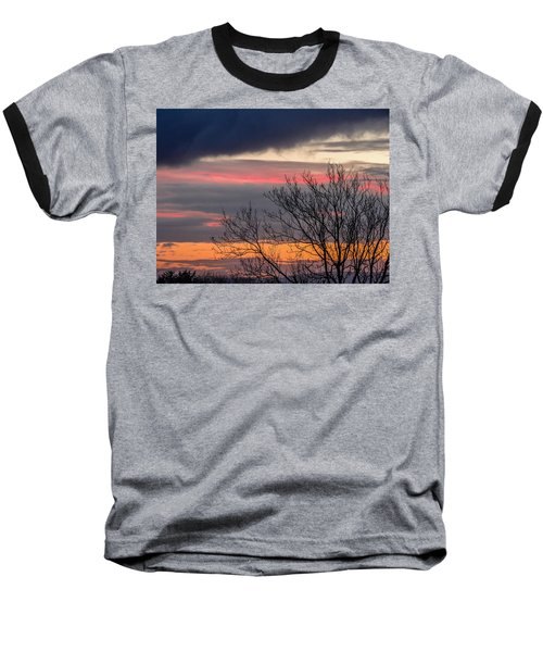 December County Clare Sunrise Baseball T-Shirt