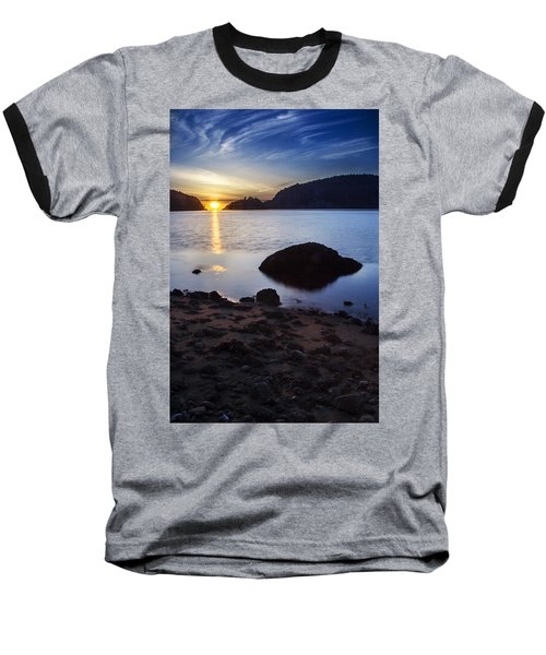 Deception Pass 3 Baseball T-Shirt
