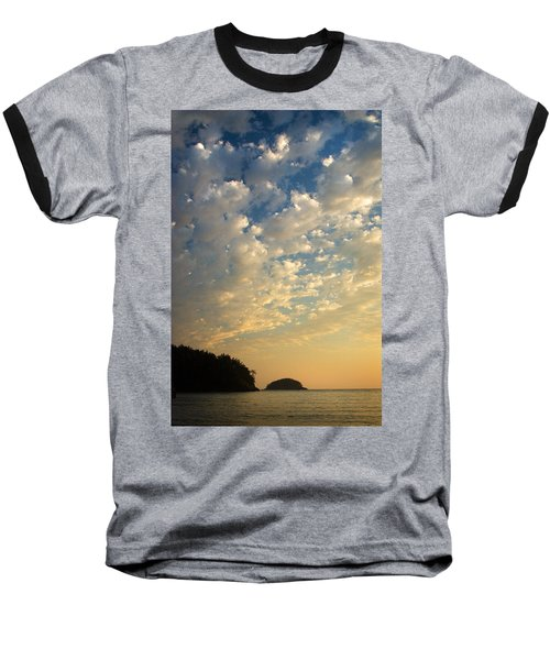 Deception Pass Baseball T-Shirt