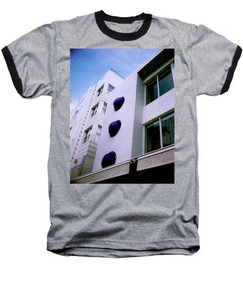 Deco Drive Polaroid Baseball T-Shirt