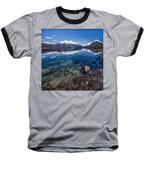 Deep Freeze Baseball T-Shirt