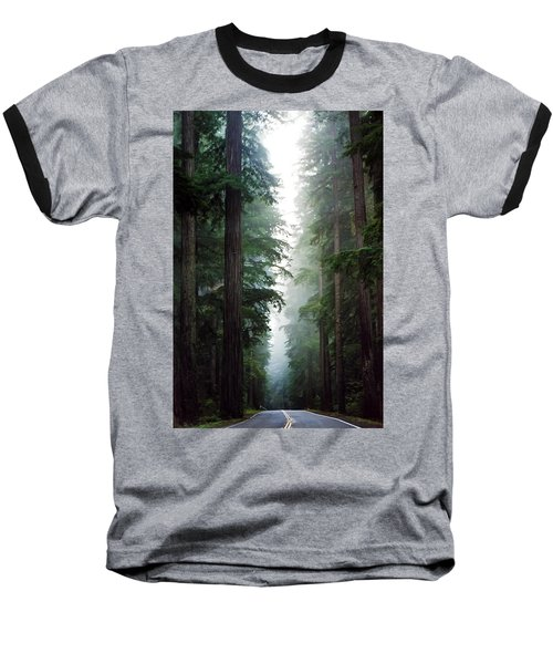 Deep In The Forest Baseball T-Shirt