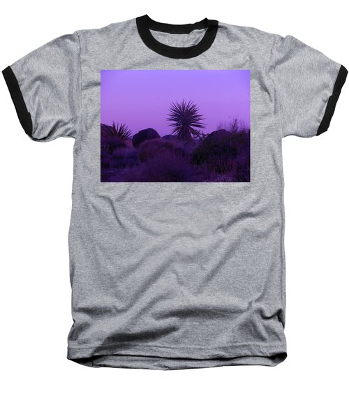 Deep Purple Baseball T-Shirt
