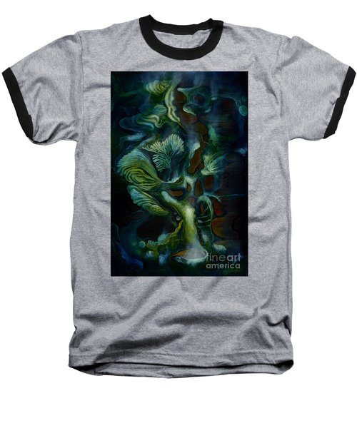 Deep Sea Within Baseball T-Shirt