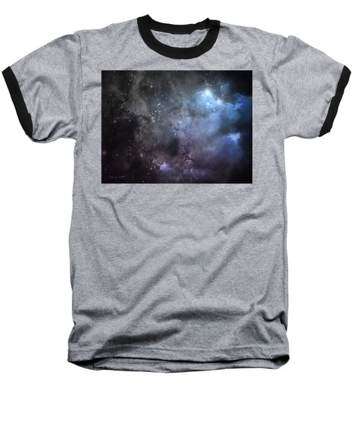Deep Space Baseball T-Shirt