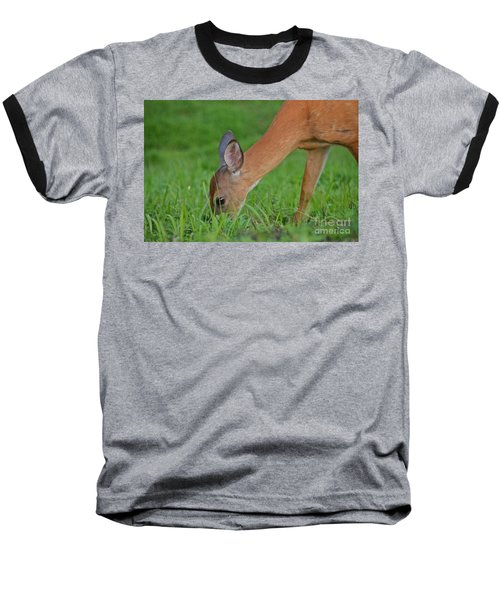 Deer 25 Baseball T-Shirt