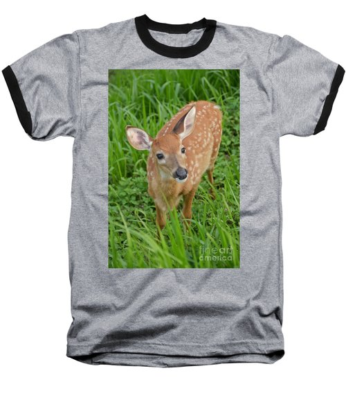 Deer 42 Baseball T-Shirt