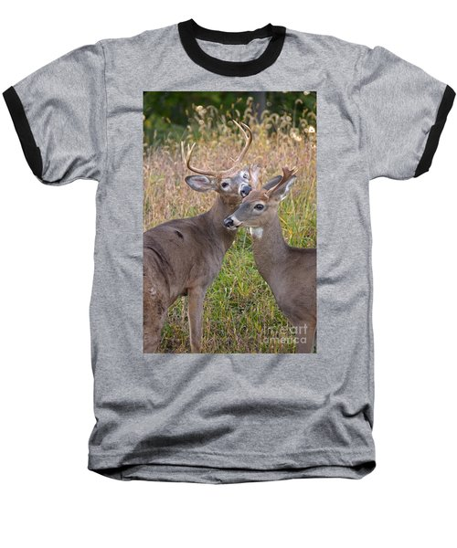 Deer 49 Baseball T-Shirt