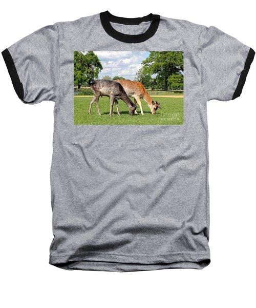 Two Deer Baseball T-Shirt