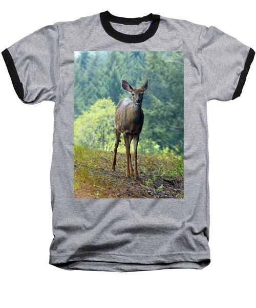 Deer Baseball T-Shirt