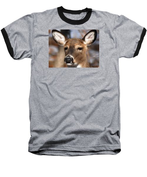 Deer Baseball T-Shirt