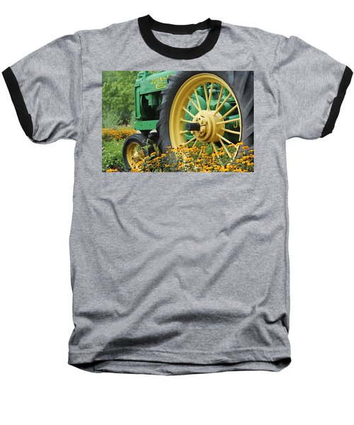 Deere 2 Baseball T-Shirt
