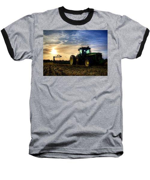 Deere Sunset Baseball T-Shirt
