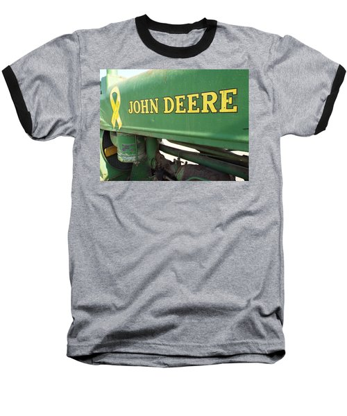 Deere Support Baseball T-Shirt