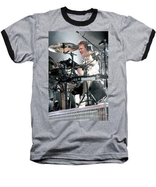 Def Leppard Baseball T-Shirt by Concert Photos