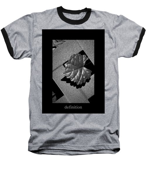 Definition Baseball T-Shirt